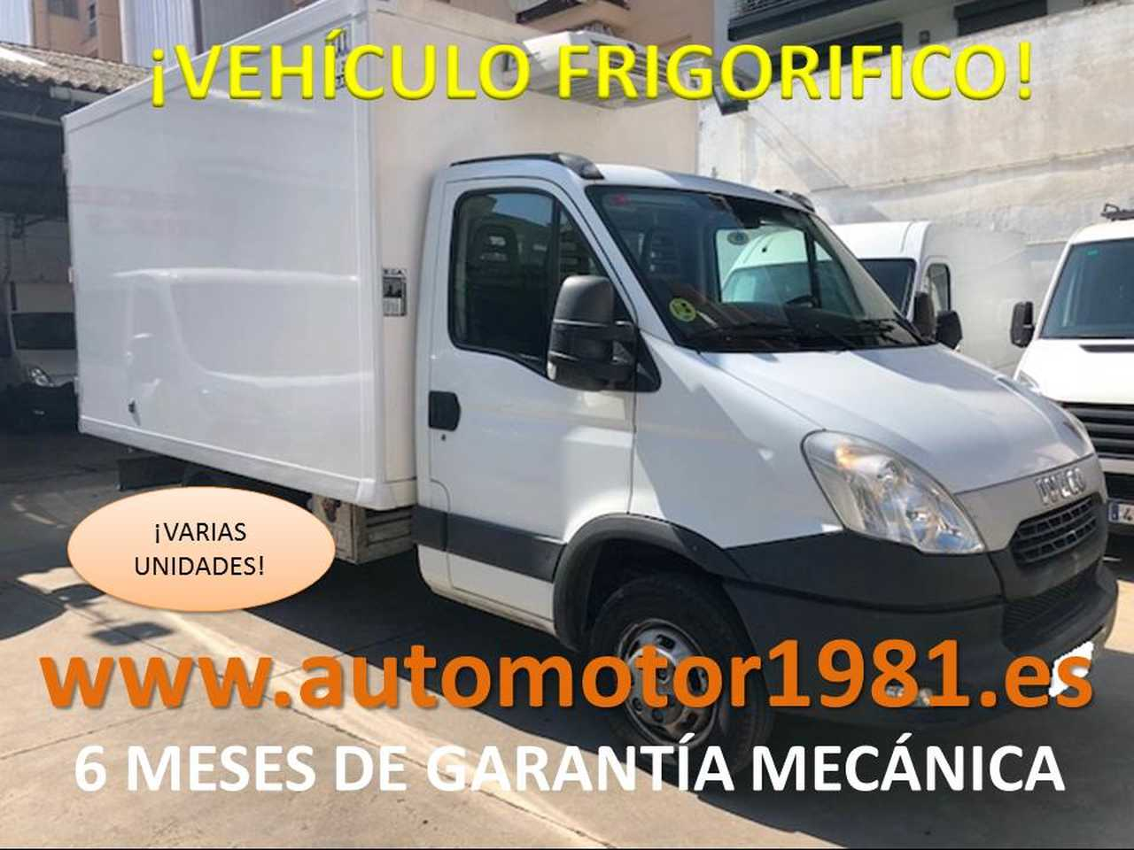 Iveco Daily 35C13 FRIGORIFICO - GARANTIA MECANICA  - Foto 1
