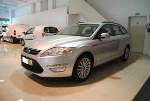 Ford Mondeo SB 1.6TDCi Limited Edition - 12 MESES GARANTIA MECANICA  - Foto 3