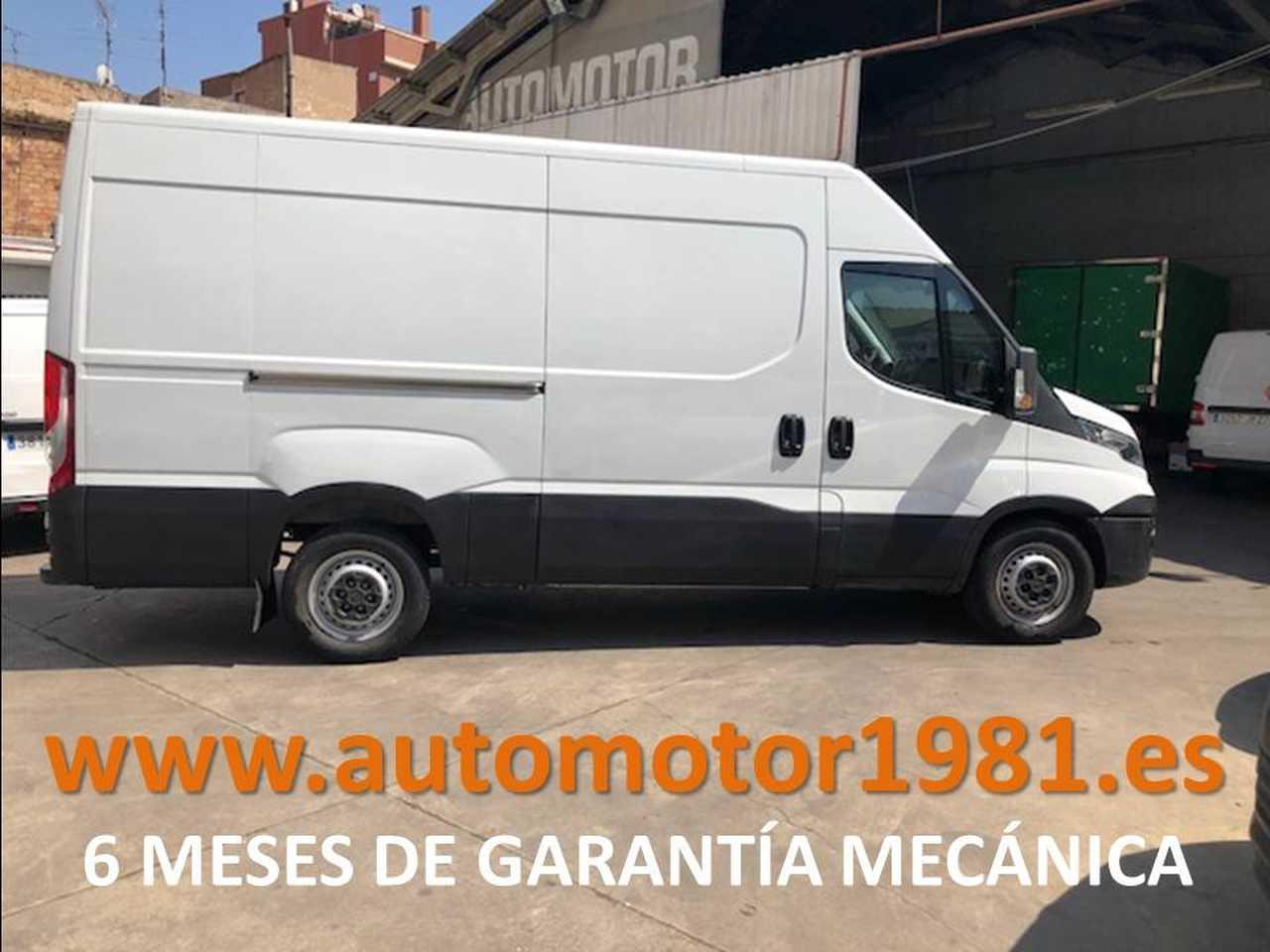 Iveco Daily 35 S 11 L3H2 FURGON - 6 MESES GARANTIA MECANICA  - Foto 1