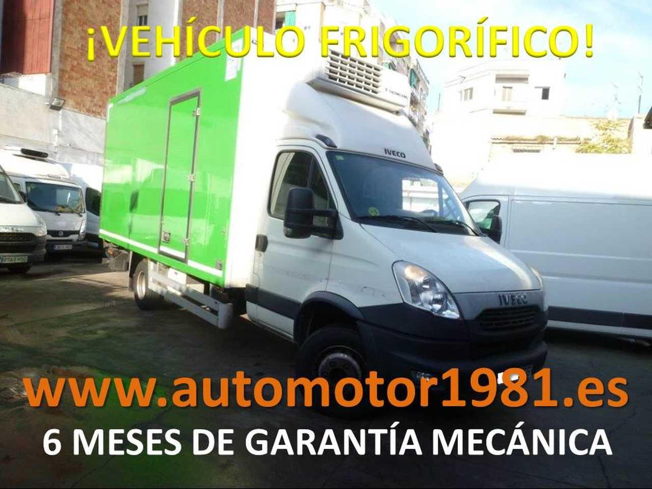 Iveco Daily 70C17 FRIGORIFICO - 6 MESES GARANTIA MECANICA  - Foto 1