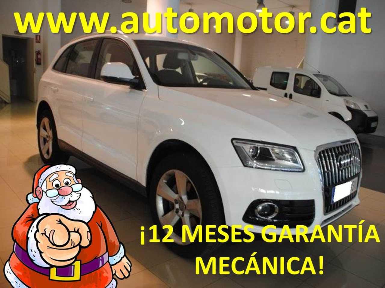 Audi Q5 2.0TDI quattro Ambiente S-Tronic 177 - 12 MESES GARANTIA MECANICA  - Foto 1