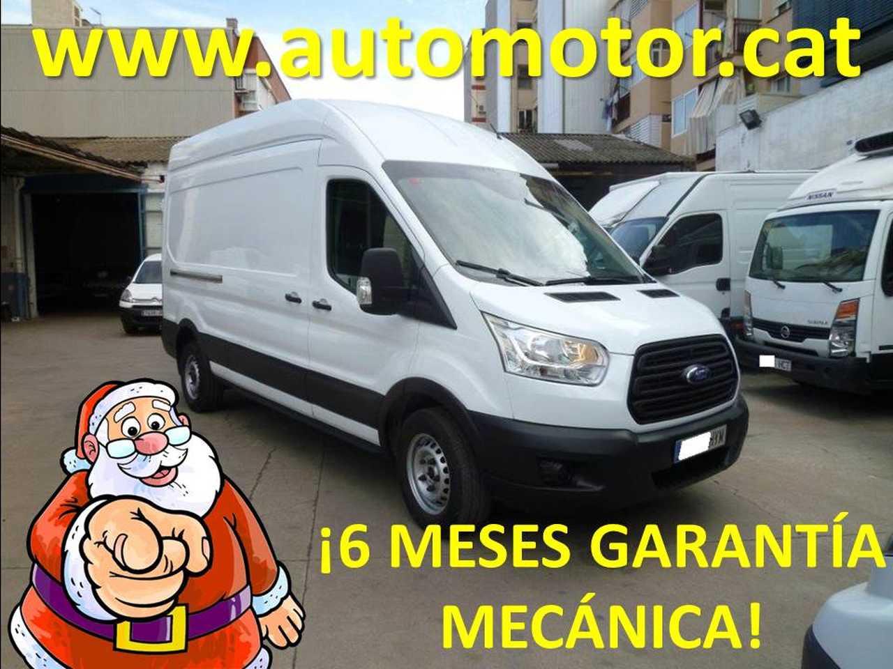 Ford Transit  Furgon FT 350 L2 H3 Van Ambiente 100 - 6 MESES GARANTIA MECANICA  - Foto 1