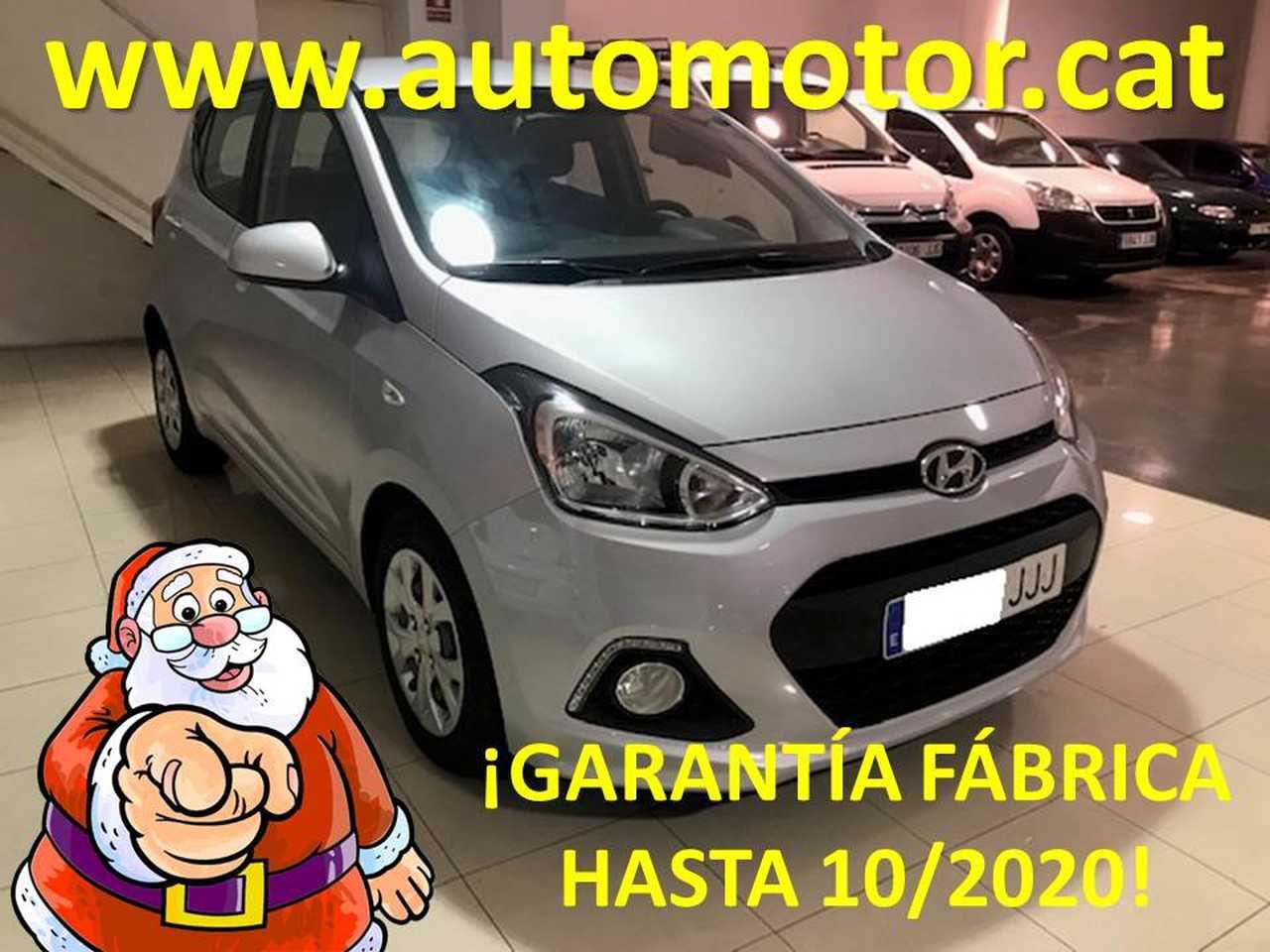 Hyundai i10 1.0 Tecno Blue - GARANTIA FABRICA HASTA 10/2020  - Foto 1