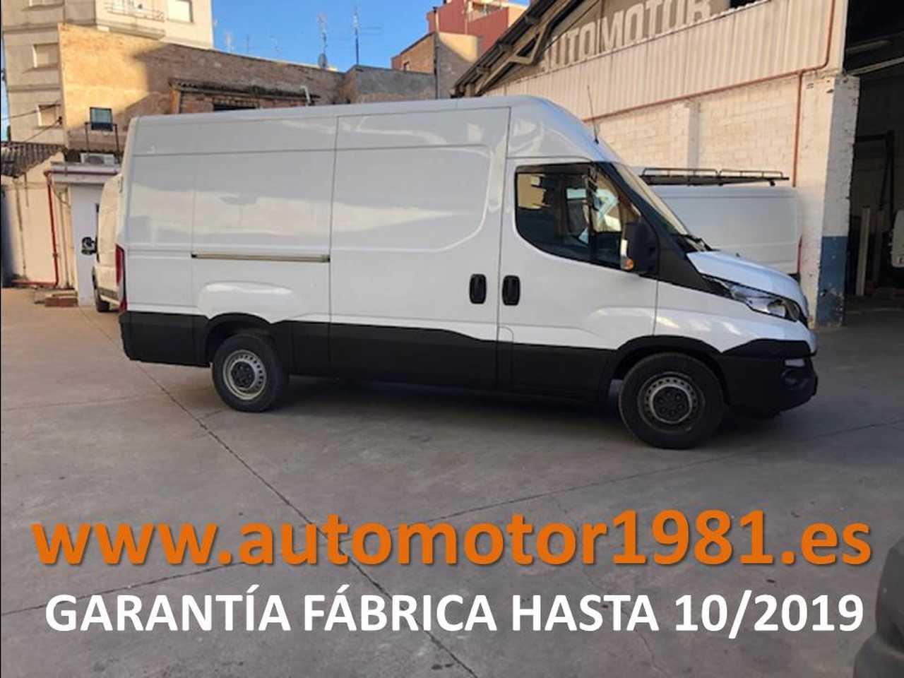 Iveco Daily 35 S 11 L3H2 FURGON - GARANTIA FABRICA HASTA 10/2019  - Foto 1