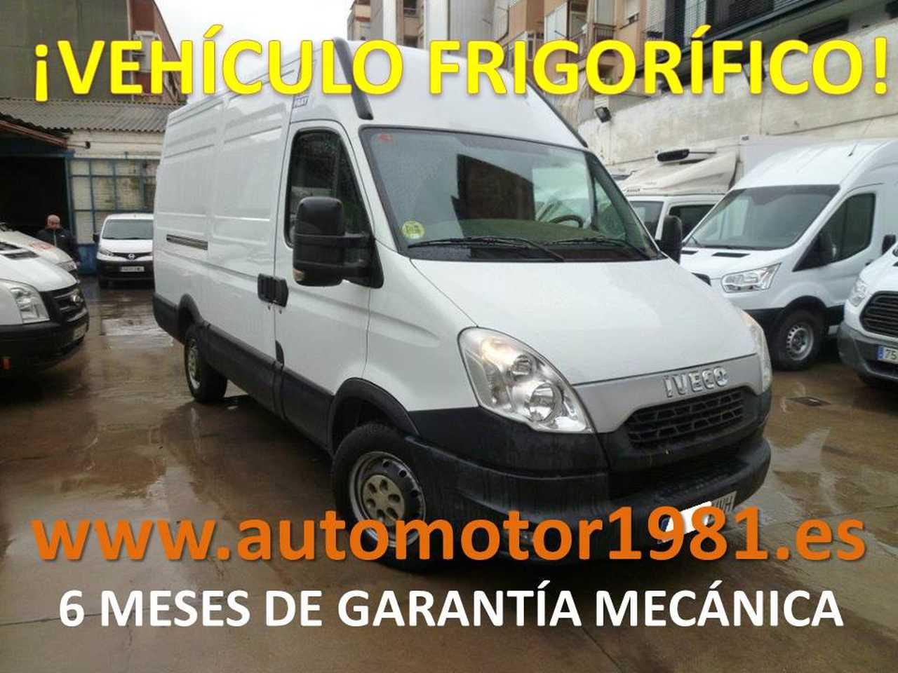 Iveco Daily 35 S 13 L3H2 FRIGORIFICO - 6 MESES GARANTIA MECANICA  - Foto 1
