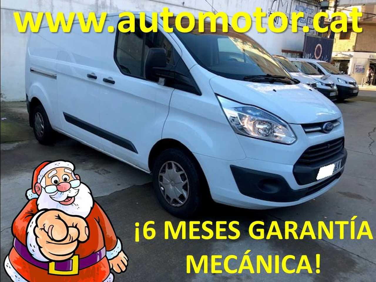 Ford Transit Custom FT 310 L2 Van Trend 125 - GARANTIA MECANICA  - Foto 1