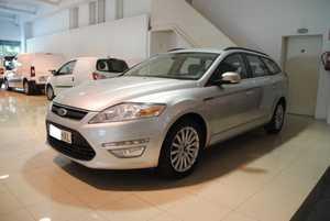 Ford Mondeo Familiar SB 1.6TDCi Limited Edition - GARANTIA MECANICA  - Foto 3