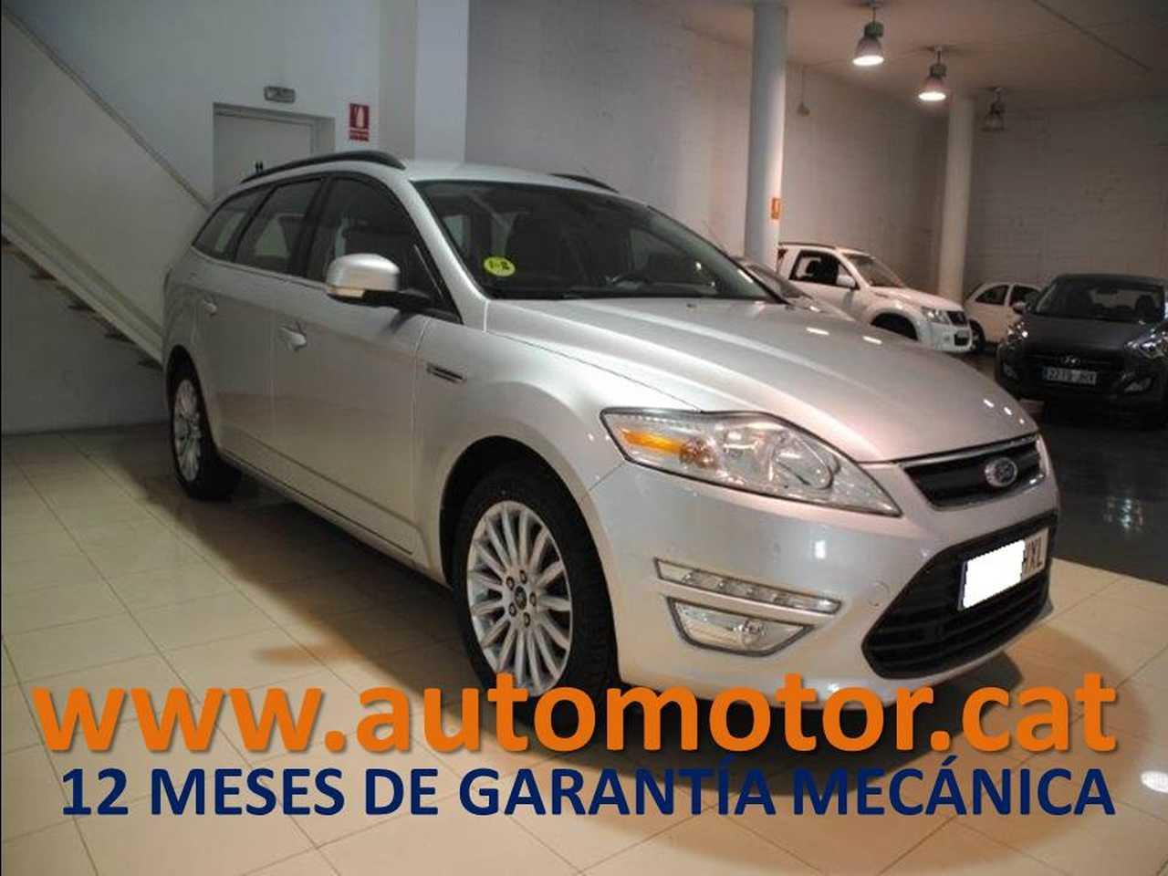 Ford Mondeo Familiar SB 1.6TDCi Limited Edition - GARANTIA MECANICA  - Foto 1