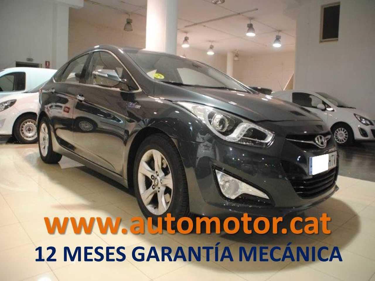 Hyundai i40 1.7CRDI GLS Bluedrive Tecno 136 - GARANTIA MECANICA  - Foto 1