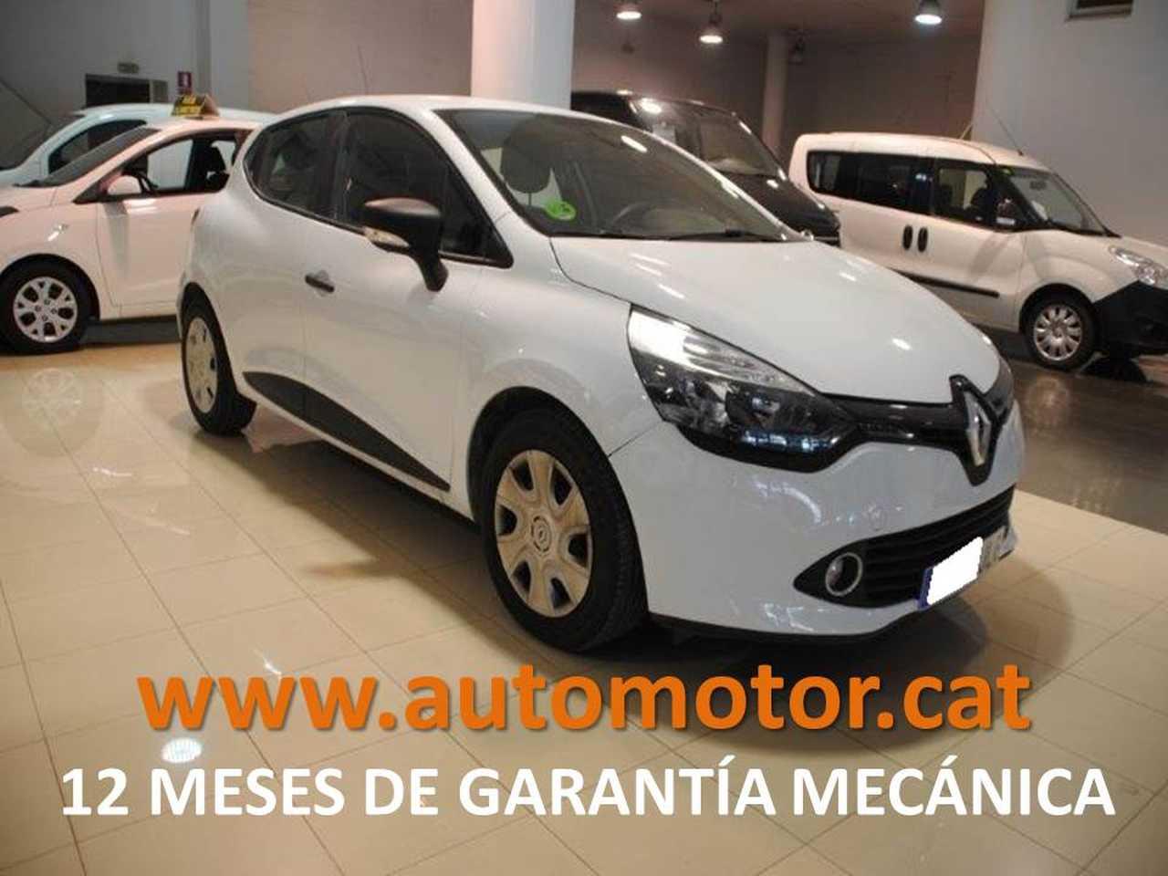 Renault Clio 1.5dCi eco2 Energy Business 75 - 12 MESES GARANTIA MECANICA  - Foto 1