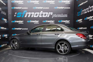Mercedes Clase C 300h Hybrid Business   - Foto 2
