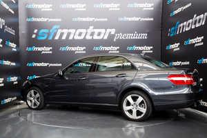 Mercedes Clase E E200 CDI BlueEfficiency Elegance Auto   - Foto 2
