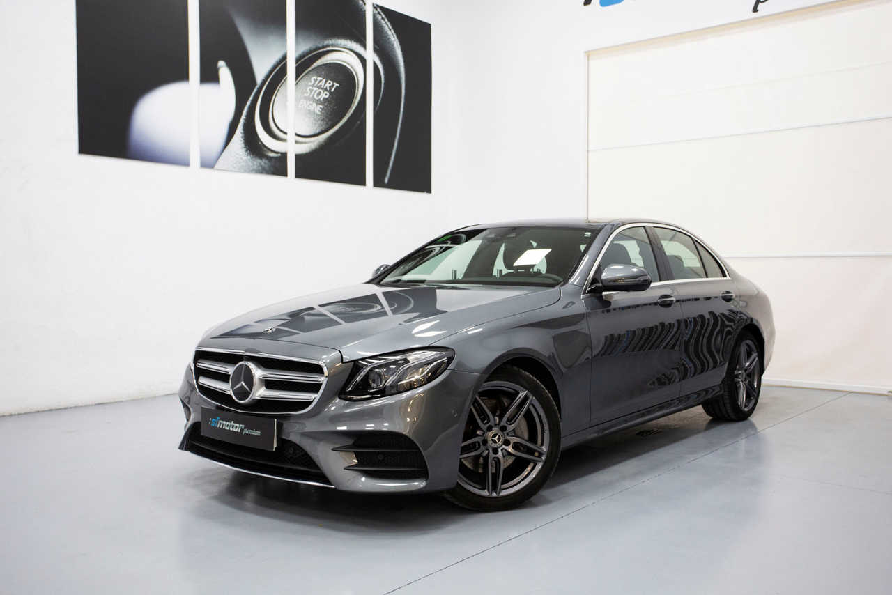 Mercedes Clase E E220d Premium Pack 195cv 9G-Tronic   - Foto 1