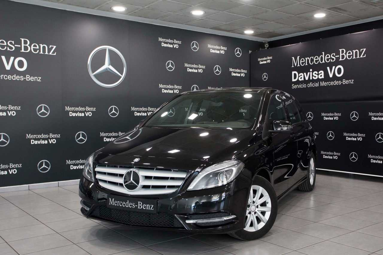Mercedes Clase B B180CDI Business Executive 7G 110cv   - Foto 1
