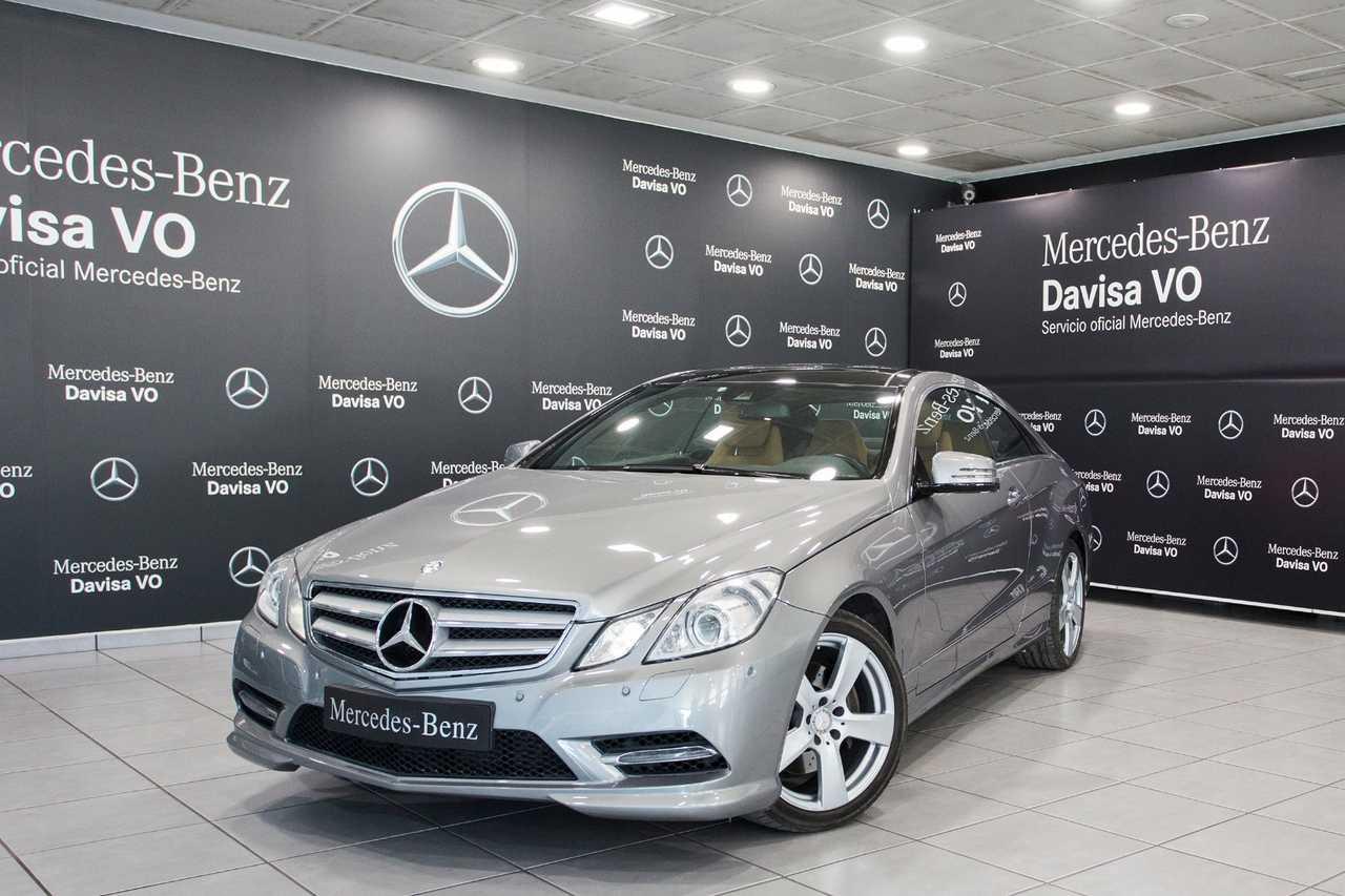 Mercedes Clase E Coupé E350 BlueEfficiency 265cv   - Foto 1