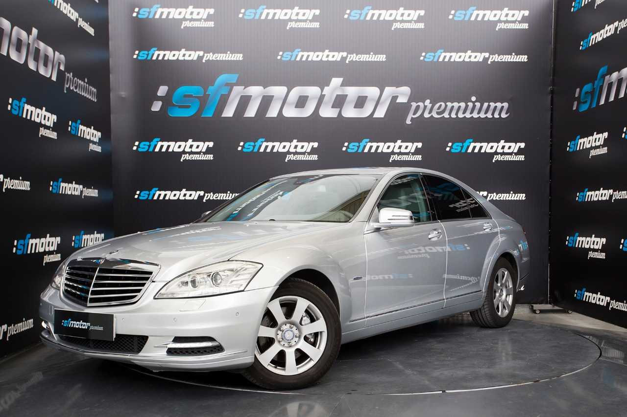 Mercedes Clase S S 350 CDI Blue Efficiency 4p   - Foto 1