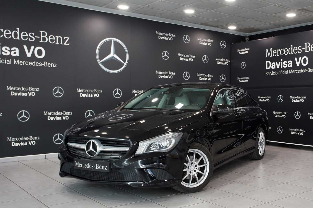 Mercedes CLA Shooting Brake 200 CDI Business   - Foto 1