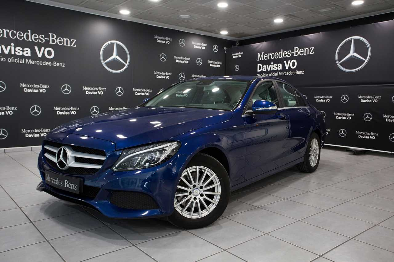 Mercedes Clase C C 220 CDI BlueTEC BLUEFFICIENCI AUTO  - Foto 1