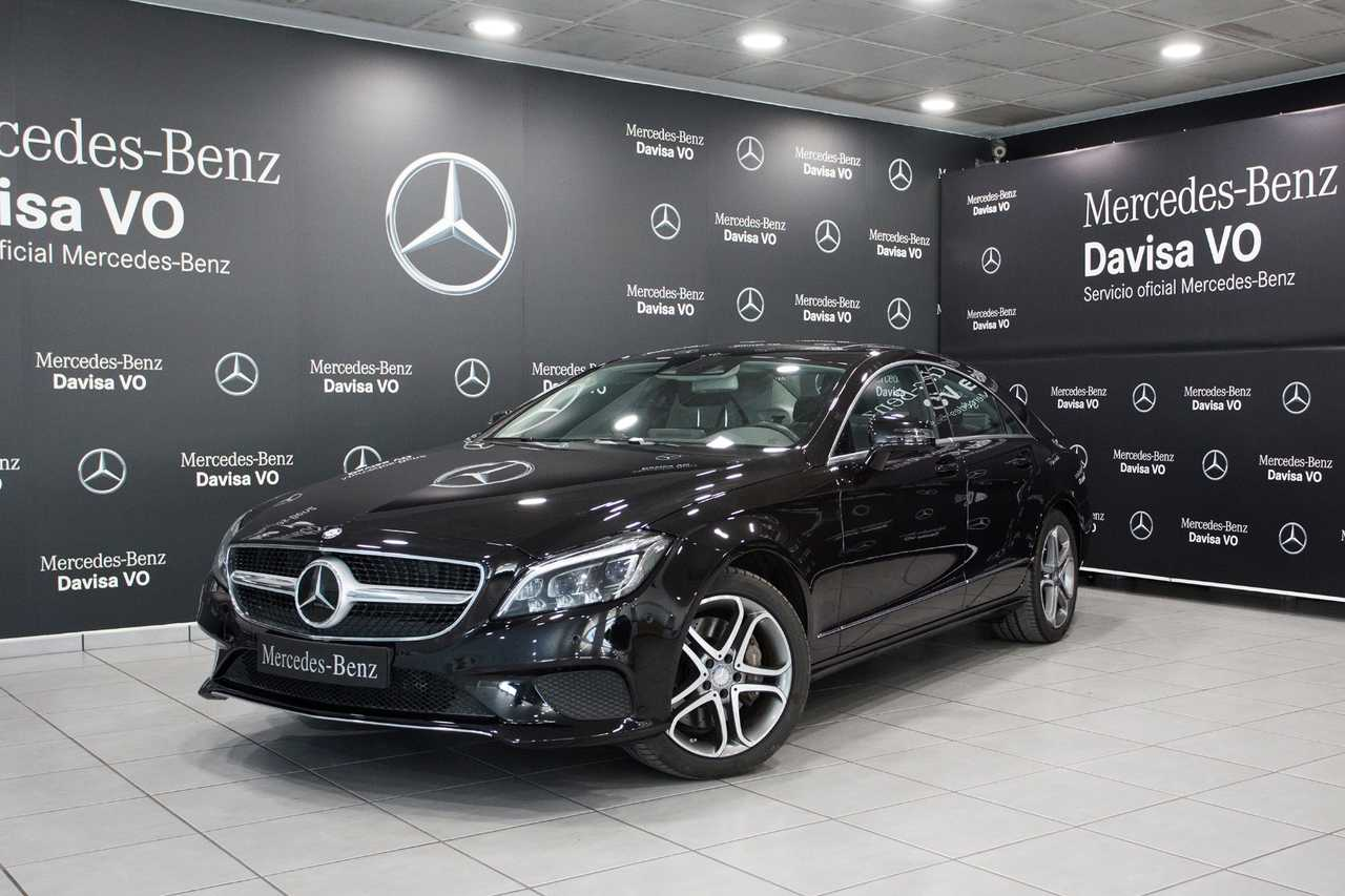 Mercedes Clase CLS 350 CDI 4MATIC 251cv   - Foto 1