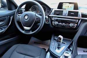 BMW Serie 3 318d AUTOMATICO, NAVEGACION , AS. CALEFACTABLES   - Foto 3