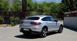 Mercedes GLC Coupé 220D 9G TRONIC, 4 MATIC, PAQUETE NIGHT   - Foto 3