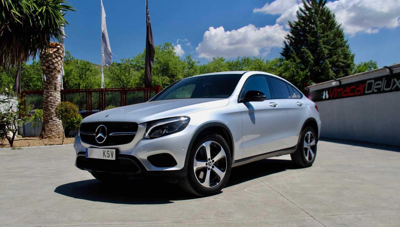 Mercedes GLC Coupé 220D 9G TRONIC, 4 MATIC, PAQUETE NIGHT   - Foto 1