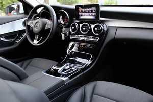 Mercedes Clase C 220D 9G TRONIC, AMG LINE, NAVEGACION, LED   - Foto 2