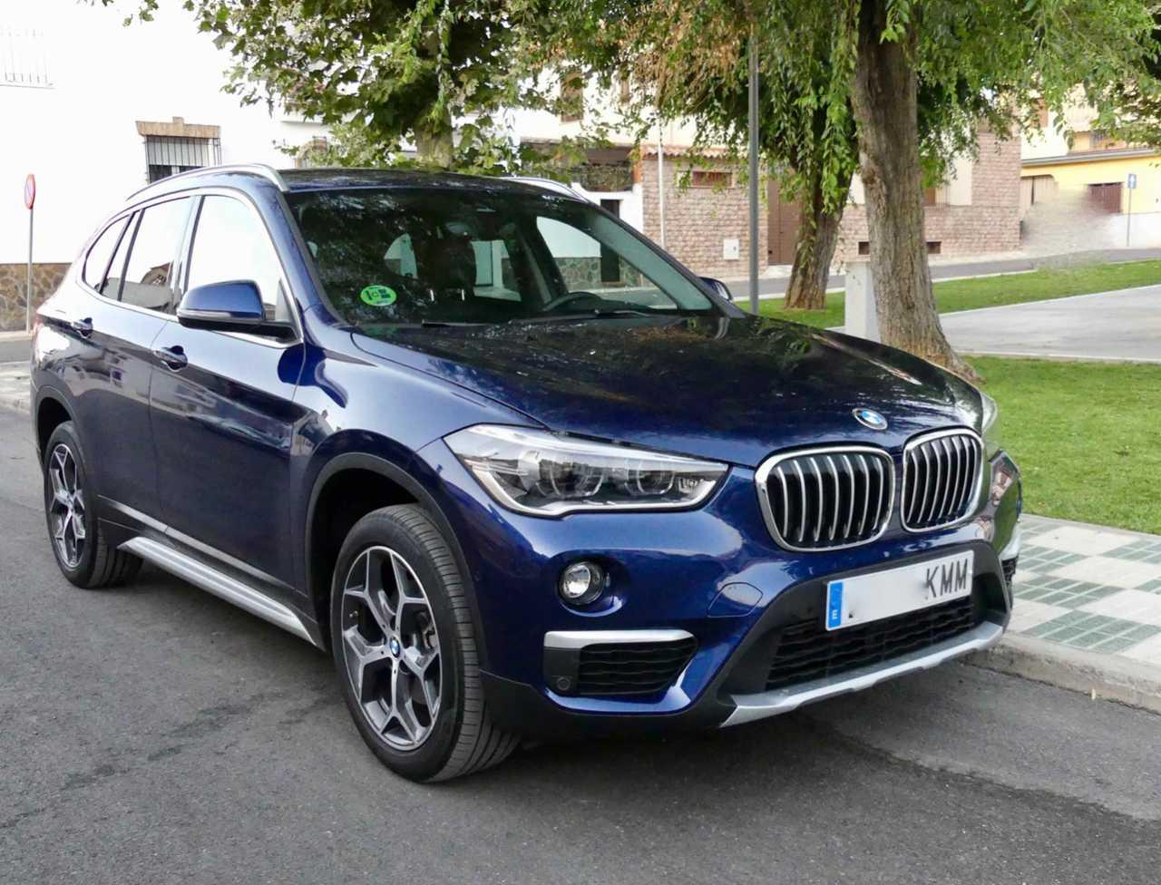 BMW X1 SDRIVE18D, AUT, X-LINE, NAVEGACION, CAMARA, ASIST. DE   - Foto 1