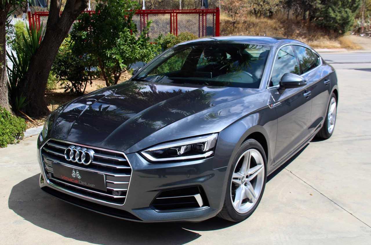 Audi A5 Sportback 2.0 TDI 150CV SPORT S-Tronic, NAVEGACION PLUS, COCKPIT   - Foto 1