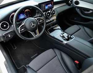 Mercedes Clase C 200D 9G TRONIC, AMG LINE, MODELO NUEVO, CAM, NAV   - Foto 2