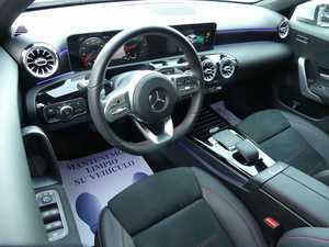 Mercedes Clase A 180 D AMG LINE, 7G TRONIC, CAMARA, LED,  NAVEGACION   - Foto 3