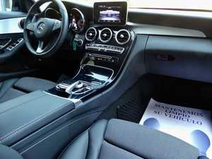 Mercedes Clase C 220 D 9G TRONIC, AMG LINE, NAV. GARMIN, PARKTRONIC   - Foto 2