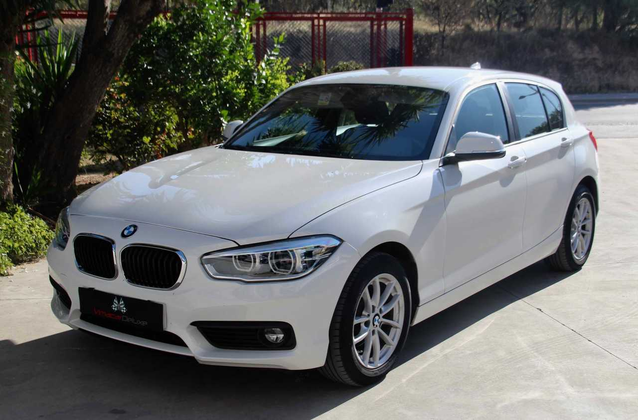 BMW Serie 1 116D, AUTOMATICO, NAVEGACION   - Foto 1