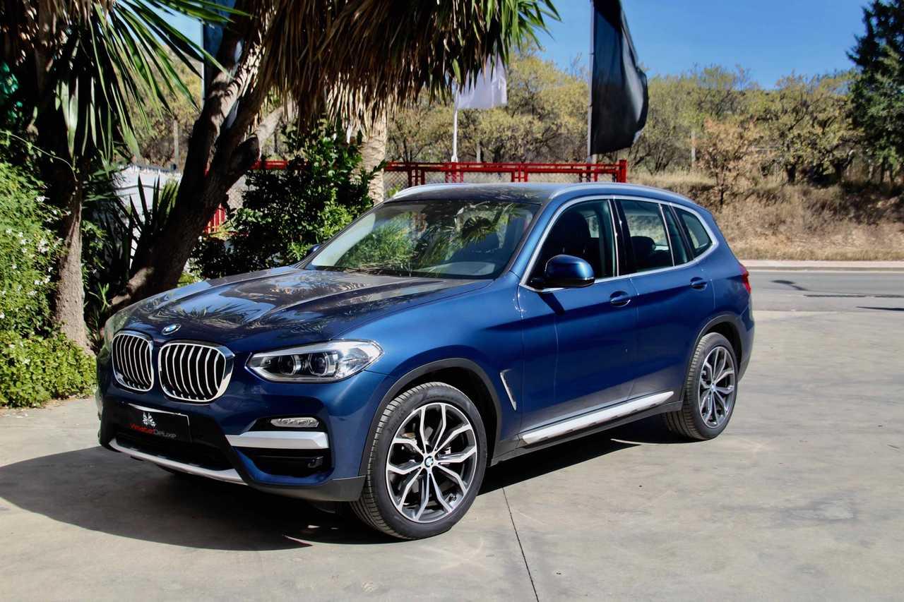 BMW X3 20D XDRIVE X-LINE,AUT, NAVEGACION PROFESIONAL, ASIENTOS DEPORTIVOS   - Foto 1