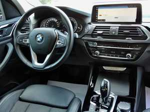 BMW X3 20D XDRIVE X-LINE,AUT, NAVEGACION PROFESIONAL, ASIENTOS DEPORTIVOS   - Foto 2