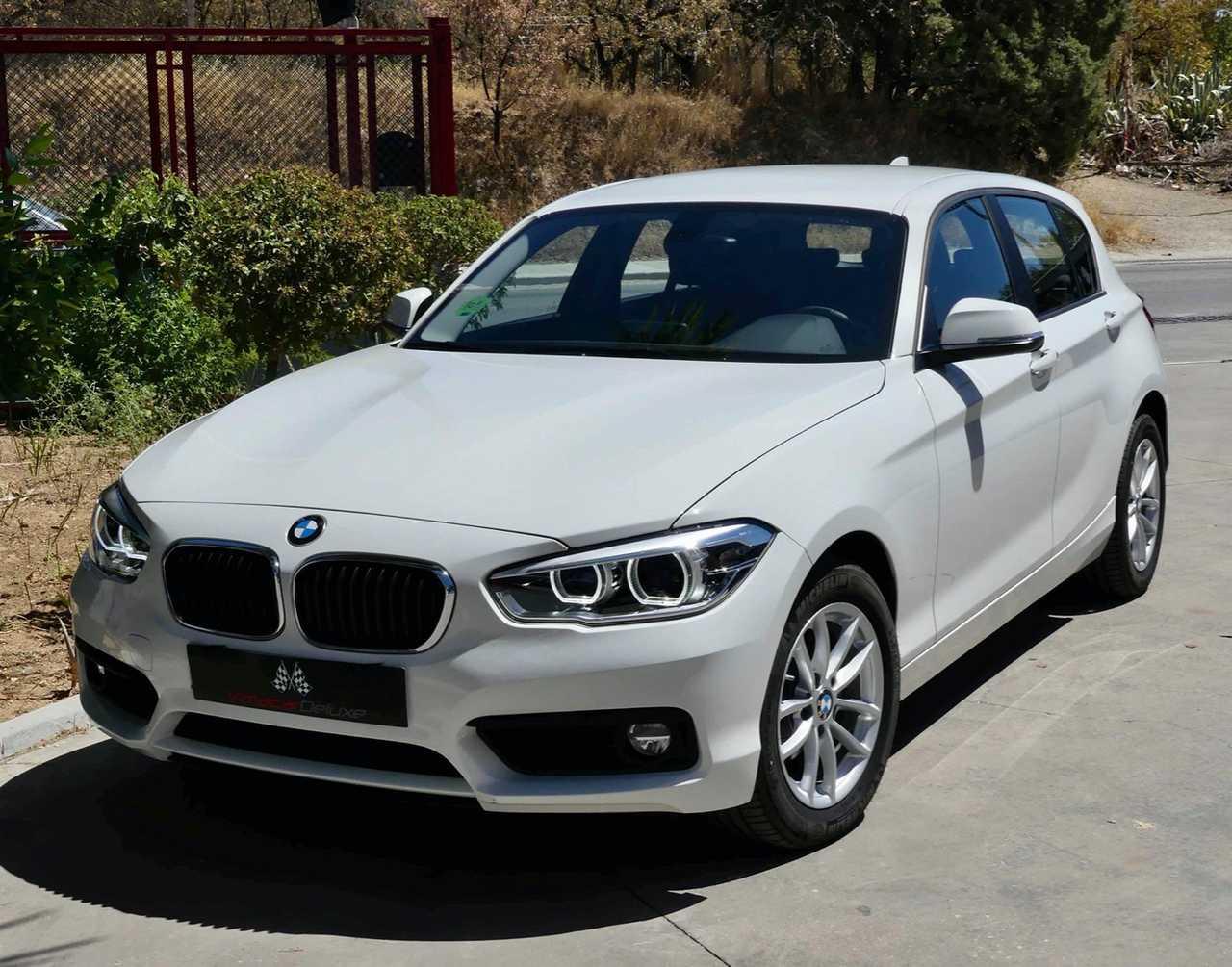 BMW Serie 1 116D AUTOMATICO, NAVEGACION   - Foto 1