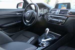 BMW Serie 1 118D AUTOMATICO, NAVEGACION, AS. CALEFACTABLES  - Foto 2