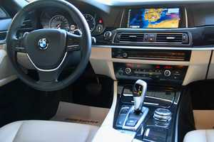 BMW Serie 5 520D AUT, NAVEGACION PROFESIONAL, TECHO, HEAD UP DISPLAY   - Foto 2