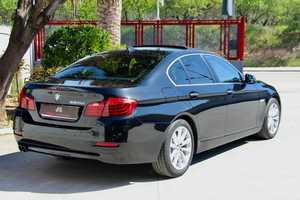 BMW Serie 5 520D AUT, NAVEGACION PROFESIONAL, TECHO, HEAD UP DISPLAY   - Foto 3