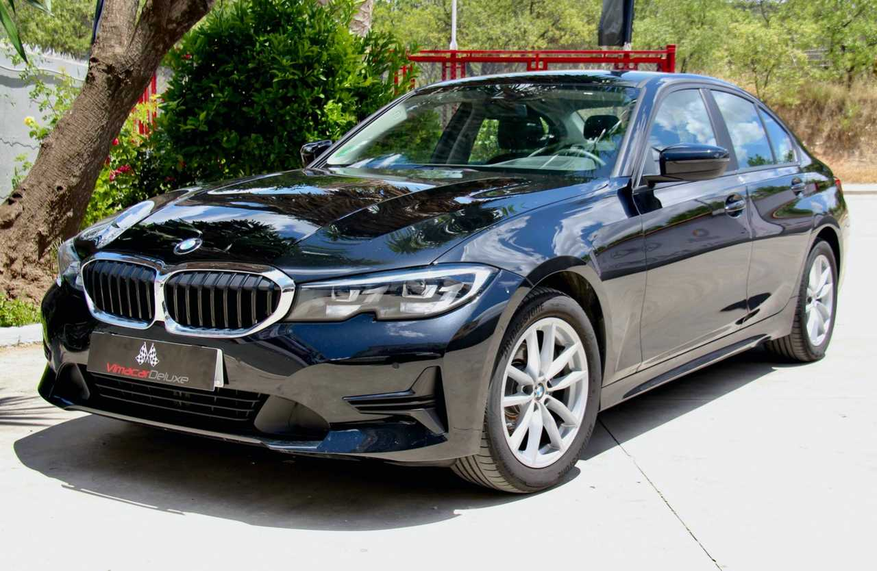 BMW Serie 3 318D, AUT, NAVEGACION, PARKING ASSINTANT, CAMARA   - Foto 1