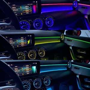 Mercedes Clase A 180D 7G, AMG LINE, PAQ. PREMIUM, CAMARA   - Foto 2