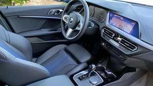 BMW Serie 1 118D AUT. PAQUETE M, NAVEGACION, CARPLAY LARGA AUT, PARKING ASISTANT  - Foto 2