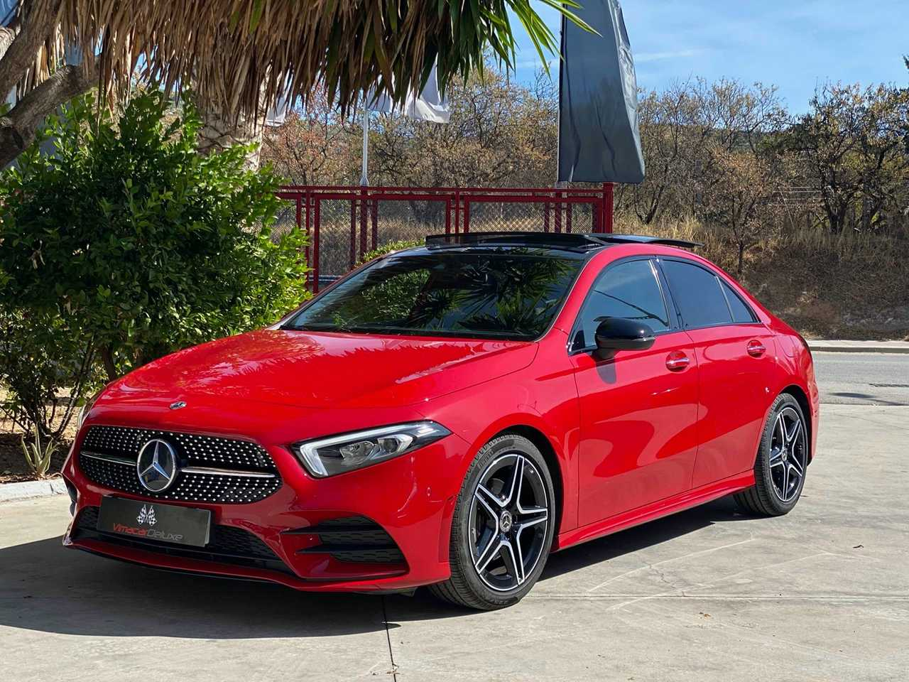 Mercedes Clase A 200 i Sedán, AMG Line, Techo panoramico, Paq. Premium   - Foto 1