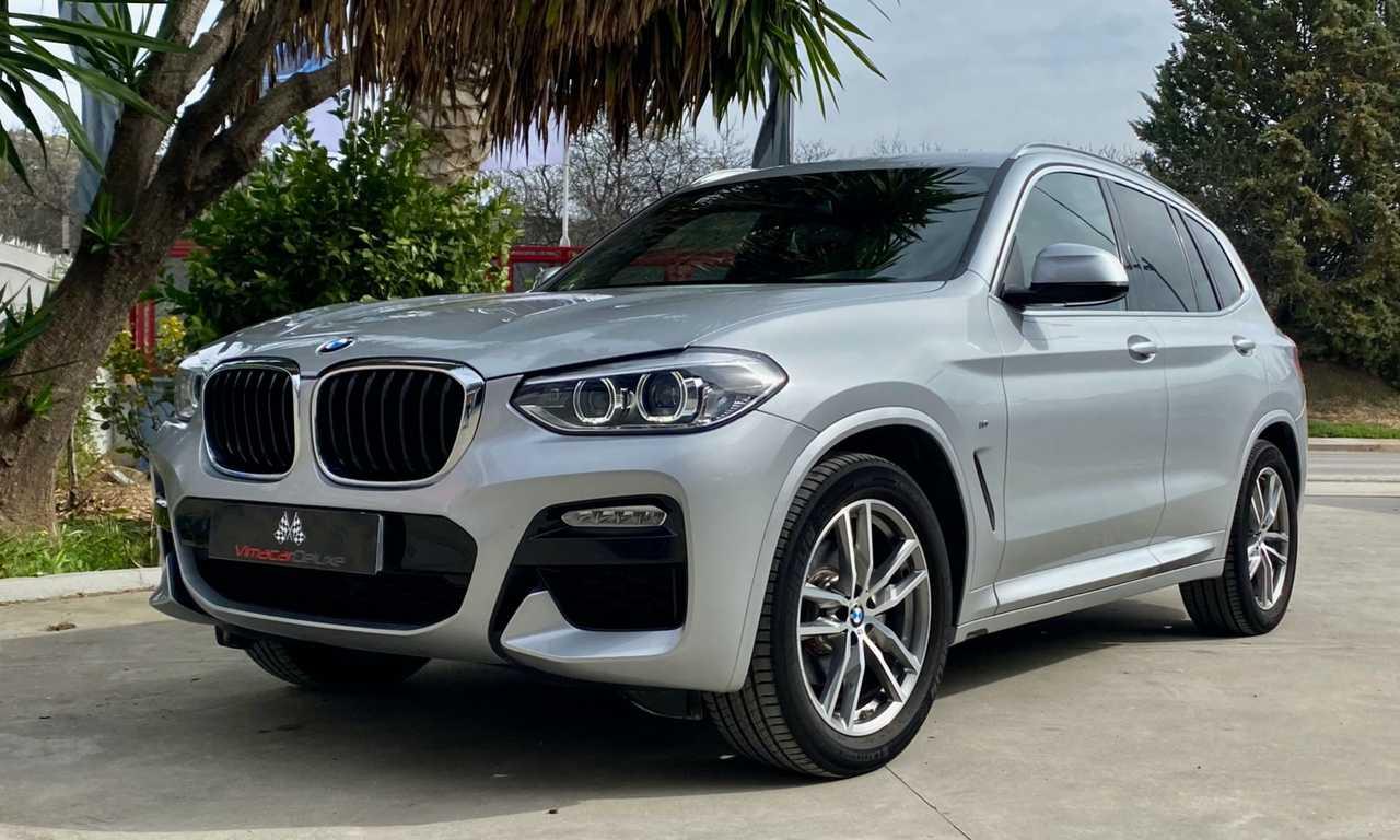 BMW X3 XDRIVE20D, PAQUETE M, NAVEGACION PROFESIONAL   - Foto 1