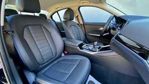 BMW Serie 3 320d AUT. deportivo, ACABADO LUXURY,  PIEL COMPLETA PARKING ASSITANT, LUZ AMBIENTE, WI-FI  - Foto 2