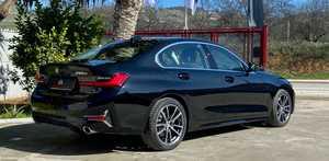 BMW Serie 3 320d AUT. deportivo, ACABADO LUXURY,  PIEL COMPLETA PARKING ASSITANT, LUZ AMBIENTE, WI-FI  - Foto 3
