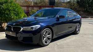 BMW Serie 6 630d GT AUT. PAQUETE M, FRENOS M, ACCESO CONFORT CAMARA, LUZ AMBIENTE  - Foto 3
