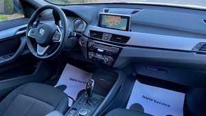 BMW X1 SDRIVE18D AUT. ASISTENTE DE APARCAMIENTO NAVEGACION, LUNAS TINTADAS  - Foto 2