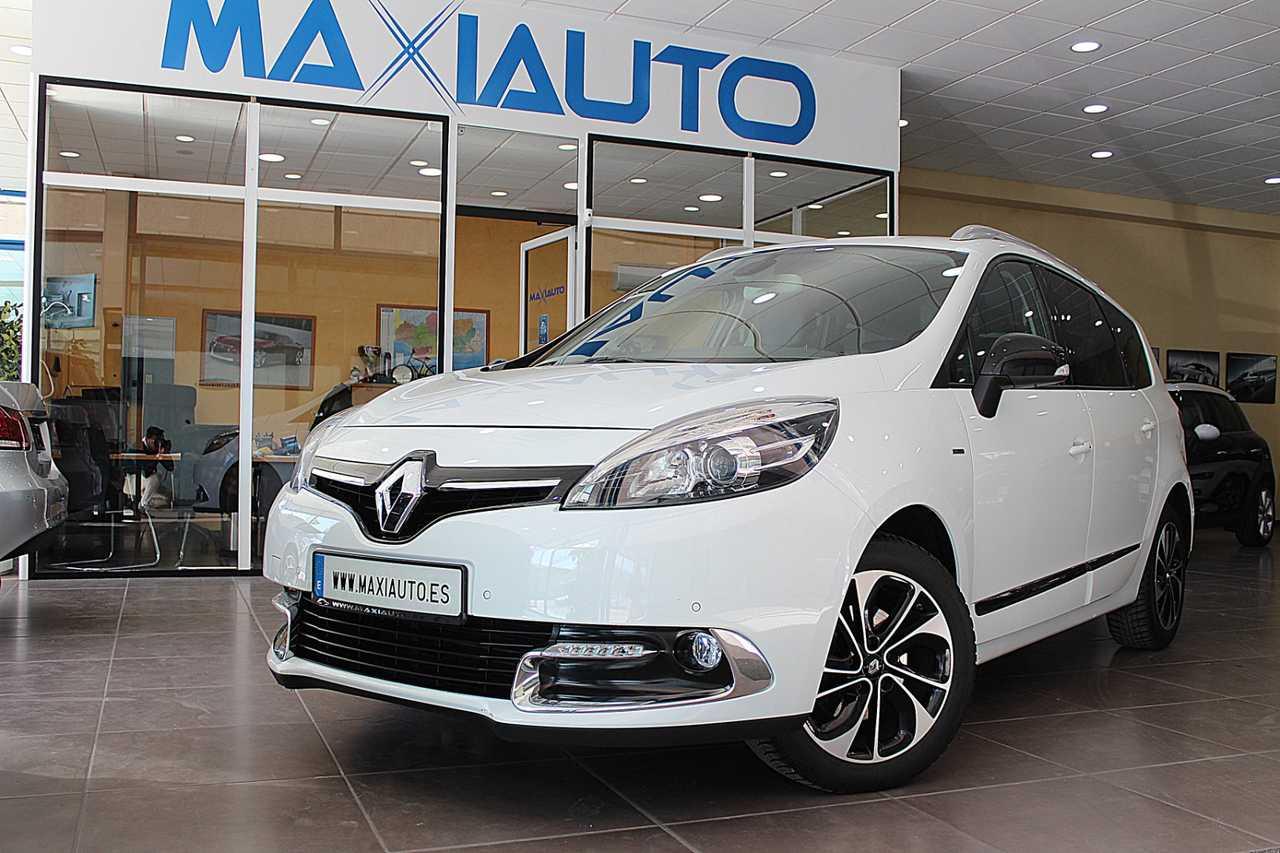 Renault Grand Scénic 1.6 dci 130 cv energy bose 5 plazas   - Foto 1