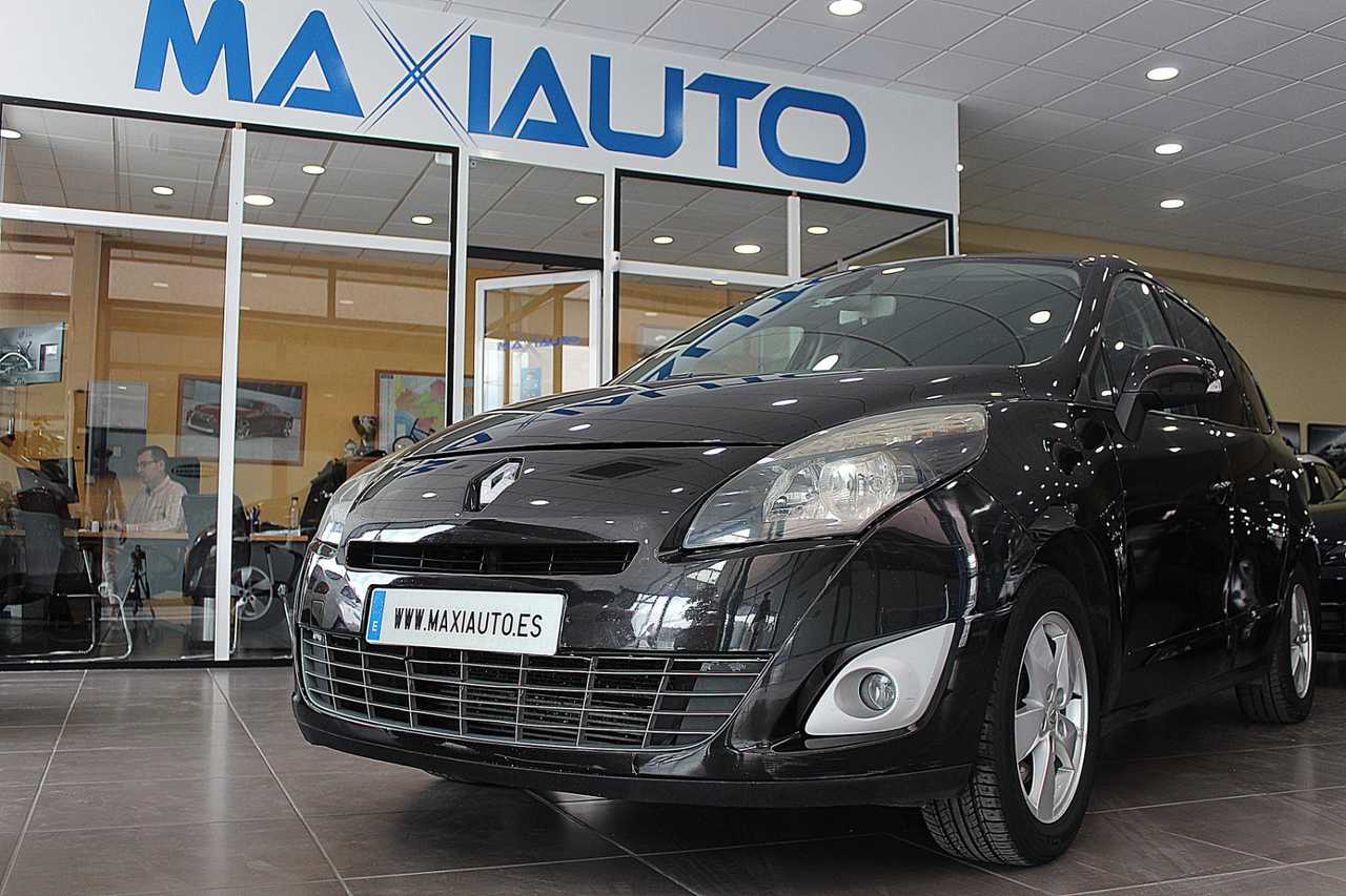 Renault Grand Scénic 1.9 dci 130 cv 7 plazas   - Foto 1